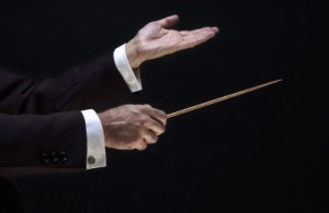 Symphony Orchestra Conductor