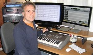 Joe in Studio 6